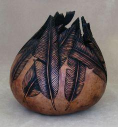 love gourd art