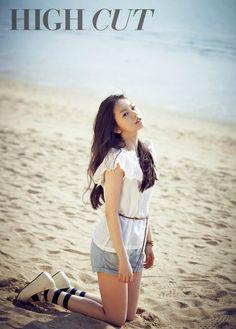 Sohee for High Cut