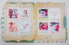 My little book of love Page 4 by mpcapistran at @studio_calico