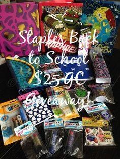 Staples Back-to-School #Review #Giveaway (ends 9/4 ) #MakeMoreHappen @Staples http://plumcrazyaboutcoupons.com/staples-back-to-school-review/?utm_campaign=coschedule&utm_source=pinterest&utm_medium=Just%20Plum%20Crazy%20(Contests)&utm_content=Staples%20Back-to-School%20%23Review%20%23Giveaway%20(ends%209%2F4%20)%20%23MakeMoreHappen%20%40Staples #JustPlumCrazy