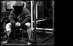Always-The iron will never let you down. It's always there. 225 will always be 225. #Animal