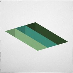 #125 Shafts – A new minimal geometric composition each day
