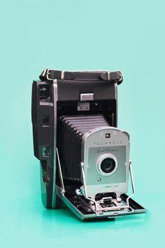 vintag camera, vintage cameras, model 150, polaroid model