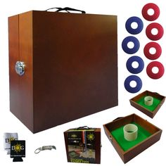 Washer Toss Game for those who do not have time for DIY
