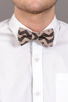 chevron cotton, style, bow ties, cotton bowti, runa chevron