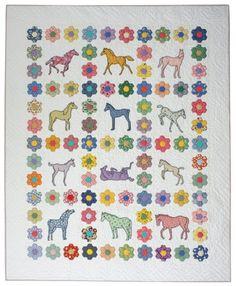 Horse quilt!