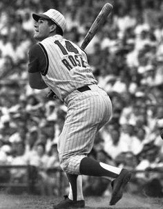 Rookie Pete Rose - 1963/1965 photo