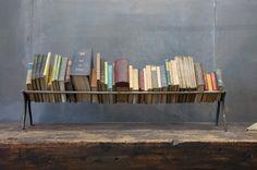 bookshelf storage rack