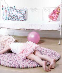 Alfombras infantiles on pinterest designers guild zara - Alfombra habitacion nina ...