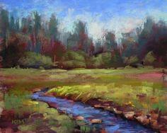 North Carolina Landscape -- Karen Margulis