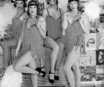 Flapper dancers -GREAT GATSBY party entertainment by BLING DIVAS ENTERTAINMENT parti entertain, gatsbi parti, flapper girl, diva entertain, bling diva, flapper dancer