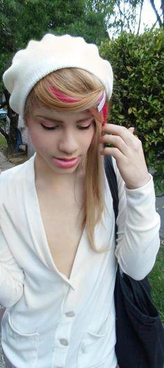 Beautiful young crossdresser (El Mariposario)