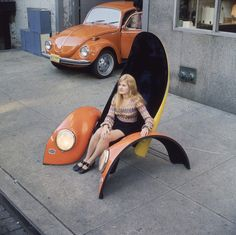 VW chair