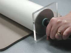 Tools 4 Clay : Glide Slab Roller. has anyone used this? comments? roller with built in guides for different slab thicknesses