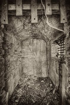 Fort Motte Jail Cell #2