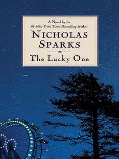 lucki, books, nicholas sparks, worth read, nichola spark, book worth, book readto, favorit book, favorit movi