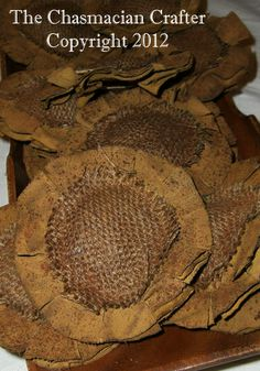 free burlap easter patterns | Prim Sunflower ornie/bowl fillers (Powered by CubeCart)
