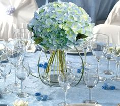 Hydrangeas are an easy DIY flower to work with.