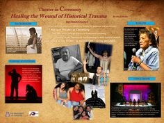 GPSC Student Showcase 2011:   Theater as Ceremony: Healing the Wound of Historical Trauma