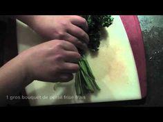 Recette salade libanaise