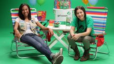 Girl Scout Cookies and Learning Life Skills