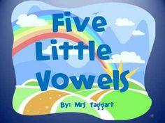 Short Vowels Song
