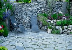 Outdoor Rooms @ Ancient Art of Stone