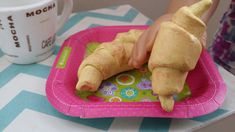 American Girl Doll Crafts and Fun!: Craft: How to Make Doll Croissants