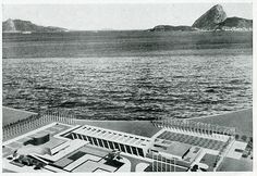 Affonso Eduardo Reidy and Roberto Burle Marx. Casabella 218 1958: 37