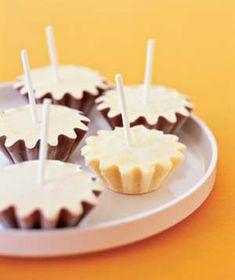 Mandarin Orange Cream Pops Recipe