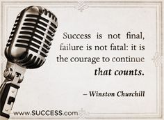 Read more about Winston Churchill on SUCCESS.com