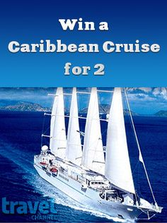 Win a Caribbean Cruise for Two