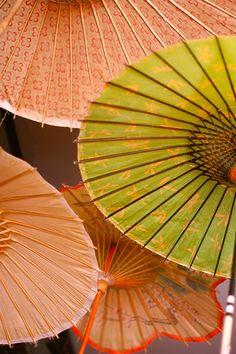 paper parasols