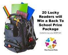 Back to School Tech Style Giveaway - CAN & US ends 08/15 - The World of ContestPatti