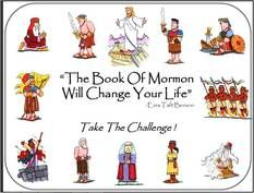 """The Book of Mormon Will Change Your Life"" Challenge"