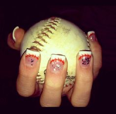 Baseball nails I will be getting