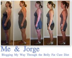 a better Belly Fat Cure blog