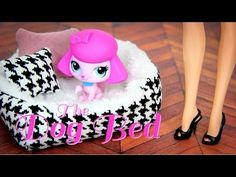 ▶ How to Make a Doll's Dog Bed - YouTube