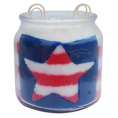 Independence Day Candle Recipe