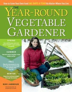 For a winter garden. Includes advice for DIY cold frames and small hoop houses.