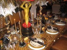 #hollywood or oscars themed party
