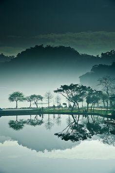 Taiwan's Moon Bridge