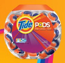 FREE Tide Pods Sample