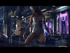 "CGI Animated Teaser HD: ""Cyberpunk 2077"" by Platige Image"