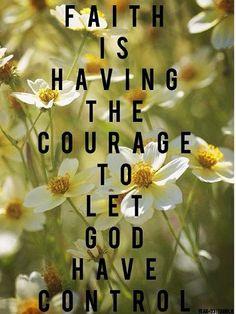 <3 ----> Faith