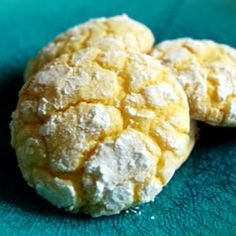Easy Lemon Cookies Recipe | Key Ingredient
