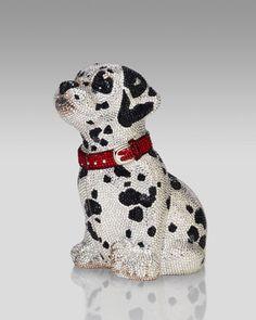 Dalmatian Puppy Minaudiere by Judith Leiber