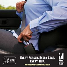 Your best defense against a drunk driver is to buckle up every trip, no matter how short. | Parents Are the Key to Safe Teen Driving | CDC Injury Center