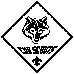 Cub Scouts resources.