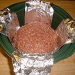 meatloaf in the crock pot...i would have never tried it but it was sooooo good